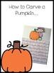 Fall Writing Crafts