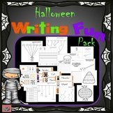 Occupational Therapy Halloween Handwriting and Fine Motor Fun Pack