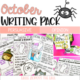 Halloween Writing   Halloween Activities   Opinion + Persu
