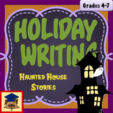 Halloween Writing: Haunted House Story