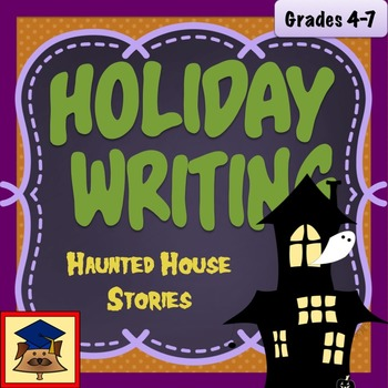 Halloween Writing: Haunted House Story