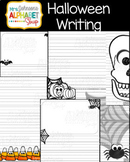 Halloween Writing Lines