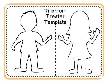Halloween Activities- Decriptive Writing Project