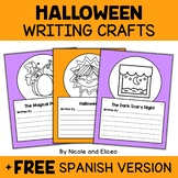 Halloween Writing Prompt Crafts