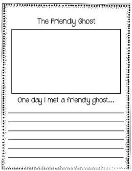 Halloween Writing Prompts!