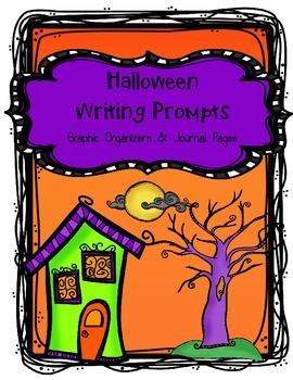 Writing Prompts - Halloween