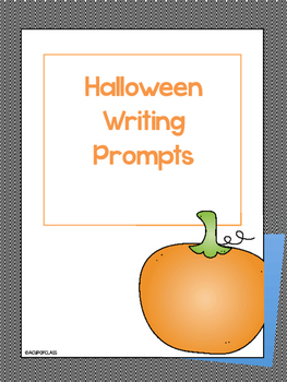 Halloween Writing Prompts