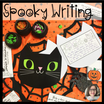 Halloween Writing Prompts 2nd and 3rd Grade