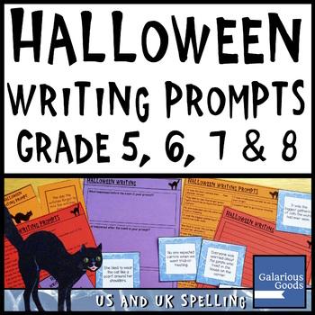 Halloween Creative Writing Prompts