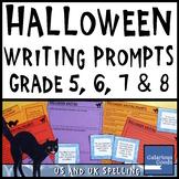 Halloween Writing - Creative Writing Prompts
