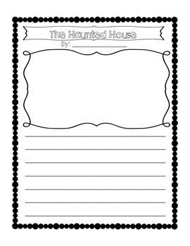 Halloween Writing Prompts Freebie