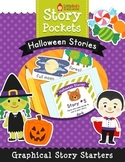 Halloween Writing Prompts - Halloween Story Pockets