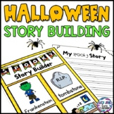 Halloween Writing Prompts | Story Building | Spooky Story Writing