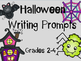 Halloween Writing Prompts & Writing Paper