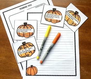 Halloween Writing Prompts and Story Starters