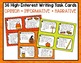 Halloween Writing Prompt Task Cards - Opinion, Informative, Narrative