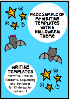 Halloween Writing Prompts a Free Sample of My Writing Prompts.