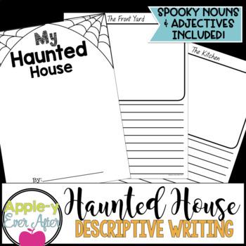 Halloween Writing - The Haunted House