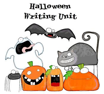 Halloween Writing Unit