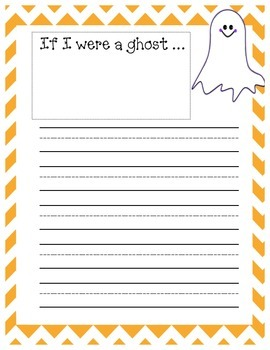 Halloween Writing Workshop