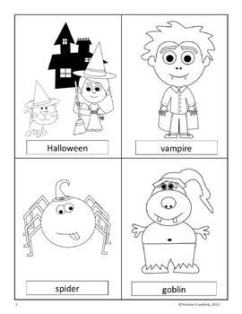 Halloween Writing Centers