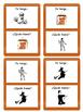 Halloween Yo tengo/¿Quién tiene...Card Game- Spanish Hallo