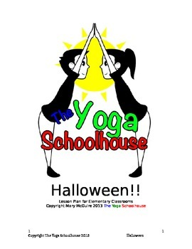 Halloween Yoga Party Plan