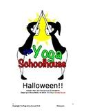 Halloween Yoga Party Plan