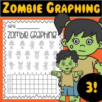 Halloween - Zombie Graphing