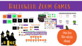Halloween Zoom Games