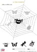 Halloween activity pack - 3-6 years old