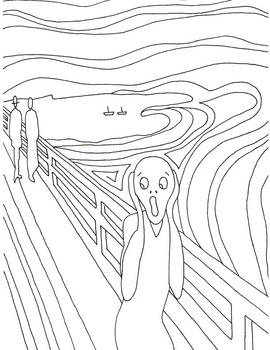 "Halloween alternative: Edvard Munch's ""The Scream"""