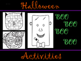 Halloween and Day of the Dead Activities