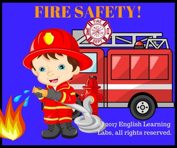 Halloween and Fire Safety Bundle