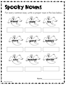 Halloween 2nd Grade ~ Halloween Activities