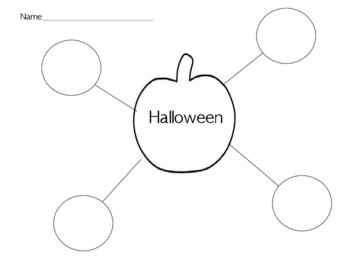 Halloween and Thanksgiving Writing Activities