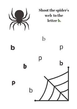 Halloween b vs p {freebie}