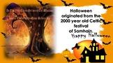 Halloween basic vocabulary