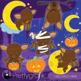 Halloween bats clipart commercial use, graphics, digital clip art - CL910