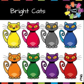 Bright Cats Clips