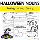 Halloween common and proper nouns