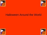 Halloween customs around the world geography