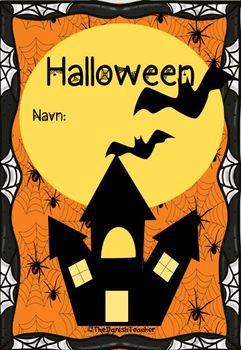 Halloween - danskopgaver