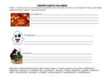 Halloween: descripciones de personajes