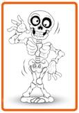Halloween flashcards/wordcards/memo game