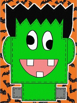 Halloween for Young Ghosts and Goblins ~ Literacy Unit and Craftivities