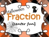 Halloween fractions {center fun}