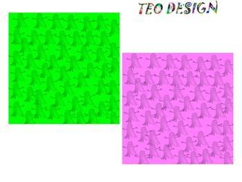 Digital paper - Clip Art