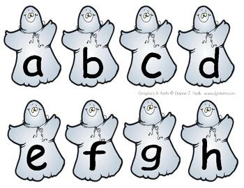 Halloween ghost activities
