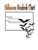 Halloween hundreds chart hints with reveal!